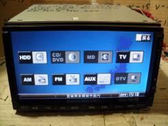 Магнитола на новый Nissan Sanyo NVA-HD7000. DVD, MP3. WMA. Bluetooth.