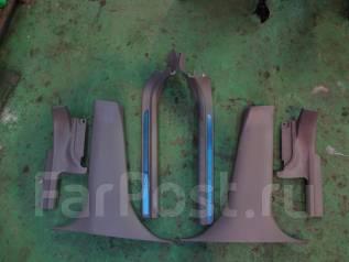 Порог пластиковый. Subaru Forester, SG5, SG9, SG, SG69, SG9L