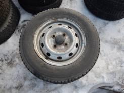 Bridgestone Blizzak Revo 969. Зимние, без шипов, 2010 год, износ: 50%, 2 шт