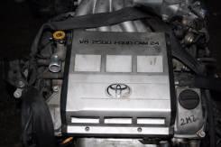 Двигатель в сборе. Toyota Mark II Wagon Qualis, MCV21 Toyota Windom, MCV21 Toyota Camry Gracia, MCV21 Toyota Camry, MCV21 Двигатель 2MZFE