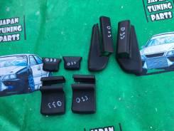 Крышка петли сиденья. Toyota Cresta, GX100, JZX100 Toyota Mark II, JZX100, GX100 Toyota Chaser, GX100, JZX100