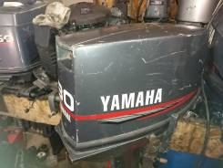Yamaha. 30,00л.с., 2х тактный, бензин, нога L (508 мм), Год: 2000 год