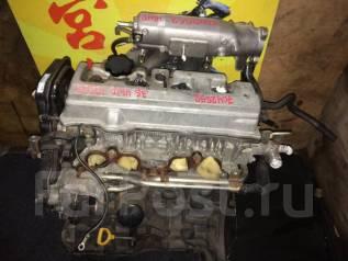 Двигатель в сборе. Toyota Camry, SV43 Двигатель 3SFE