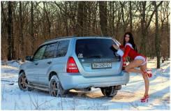 Subaru Forester. Субару