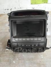Магнитола. Lexus GX470, UZJ120 Двигатель 2UZFE