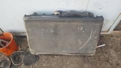 Радиатор охлаждения двигателя. Toyota Camry Prominent, VZV31 Двигатель 1VZFE