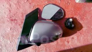 Зеркало заднего вида боковое. Mazda Demio, DE3FS Двигатели: ZJVEM, ZJVE, ZJVE ZJVEM