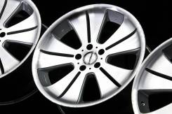 G-Corporation Luftbahn. 9.0/9.0x19, 5x114.30, ET45/38