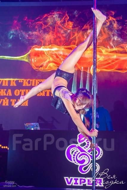 Акробатическое шоу.