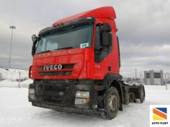 Iveco Stralis. AT440 S35T/P грузовой седельный тягач, 7 790 куб. см., 44 000 кг.