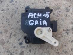 Сервопривод заслонок печки. Toyota Gaia, ACM15