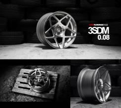 3SDM 0.08. 8.5x18, 5x114.30, ET35, ЦО 73,1мм. Под заказ