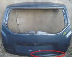 Дверь багажника. Renault Duster