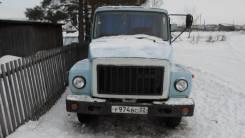 ГАЗ 3307. Газ 3307, 2 200 куб. см., 4 500 кг.