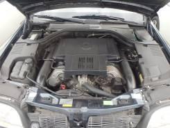 Двигатель. Mercedes-Benz S-Class, W140 Двигатель M 119 E50