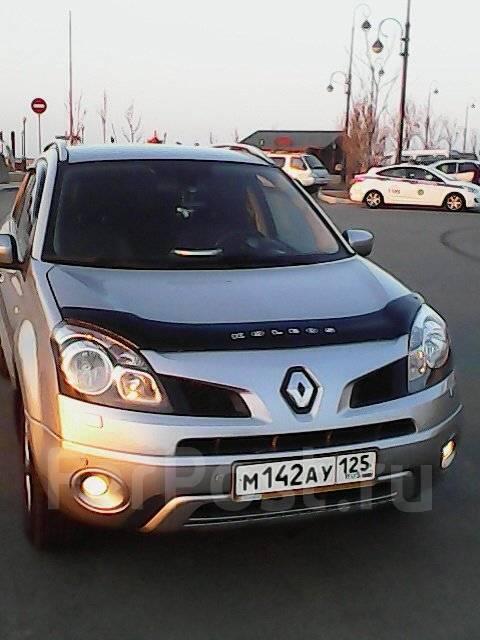 Renault Koleos. вариатор, 4wd, 2.5 (171 л.с.), бензин, 100 000 тыс. км
