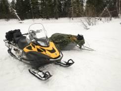 BRP Ski-Doo Skandic SWT 550. исправен, есть птс, с пробегом. Под заказ