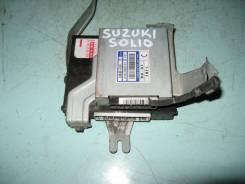 Блок управления двс. Suzuki Solio, MA34S Двигатель M13A