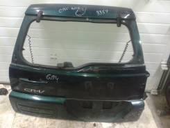 Крышка багажника. Honda CR-V, RD5, RD6, RD7, RD4 Двигатели: B20B, K20A, K24A