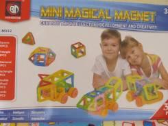 Конструкторы магнитные.