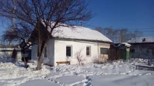 Продам частный дом в Хабаровске. Улица Авачинская 42, р-н Индустриальный, площадь дома 40 кв.м., скважина, электричество 15 кВт, отопление твердотопл...