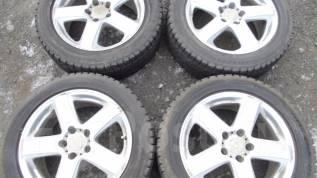 Продам комплект колес 215/55R17. 7.0x17 5x114.30 ET40 ЦО 73,0мм.