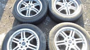 Продам комплект колес 215/60R17. 7.0x17 5x114.30 ET48 ЦО 73,0мм.