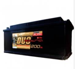 Duo Extra. 200 А.ч., производство Россия