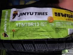 Jinyu YW60. Зимние, без шипов, 2015 год, без износа, 4 шт. Под заказ