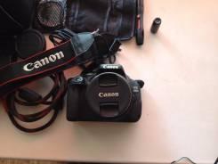 Canon EOS 600D Body. 20 и более Мп, зум: 14х и более