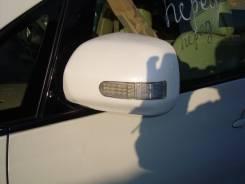 Зеркало заднего вида боковое. Toyota Alphard, MNH15W, ATH10, ANH15, MNH15, MNH10, ANH10 Двигатели: 1MZFE, 2AZFXE, 2AZFE
