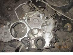 Лобовина двигателя. Nissan Atlas Двигатель TD23