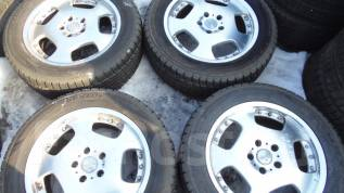 Продам комплект колес 225/55R17. 7.0x17 5x114.30 ET48 ЦО 73,0мм.