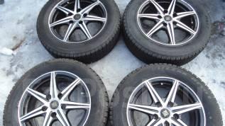 Продам комплект колес 185/65R15. 6.0x15 5x114.30 ET43 ЦО 73,0мм.
