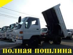 Toyota Dyna. 4,1л., самосвал 4 тонны, 4 100 куб. см., 4 000 кг.