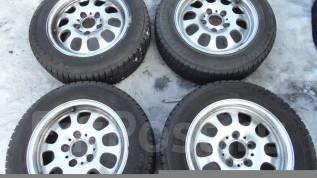 Продам комплект колес 195/60R15. 6.5x15 5x120.00 ET42 ЦО 73,0мм.
