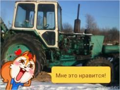 ЮМЗ 6А. Трактор юмз, 0,30куб. м.