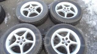 Продам комплект колес 205/65R16. 6.5x16 5x100.00 ET39 ЦО 54,0мм.