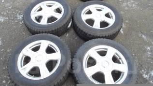 Продам комплект колес 205/65R16. 6.5x16 5x100.00, 5x114.30 ET40 ЦО 73,0мм.