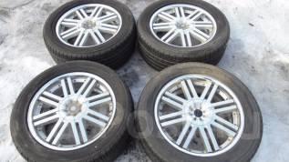 Продам комплект колес 235/50R17. 7.0x17 4x100.00, 4x114.30 ET39 ЦО 73,0мм.