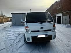 Kia Bongo III. Продается KIA Bongo III 4WD Двухкабинник в Иркутске, 3 000 куб. см., 800 кг.