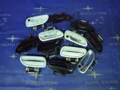 Ручка двери внешняя. Subaru Legacy B4, BE9, BEE, BE5 Subaru Legacy Lancaster, BHE, BH9 Subaru Legacy, BES, BH5, BHE, BE5, BEE, BH9, BE9 Двигатели: EJ2...