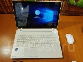 "Toshiba. 15.6"", 2,4ГГц, ОЗУ 8192 МБ и больше, диск 2 000 Гб, WiFi, Bluetooth, аккумулятор на 5 ч."