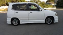 Обвес кузова аэродинамический. Nissan Cube, AZ10