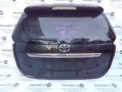 Задняя дверь Toyota Wish ZNE10 БЕЗ Обшивки