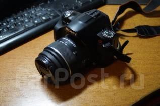 Sony Alpha DSLR-A230 Kit. 10 - 14.9 Мп, зум: 5х