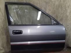 Дверь боковая. Toyota Sprinter Carib, AE95G, AE95