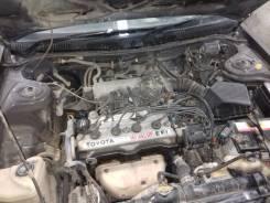 Двигатель в сборе. Toyota Sprinter Carib, AE95 Двигатель 4AFE