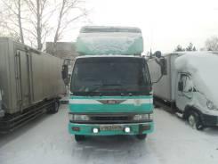 Hino Ranger. Продам грузовик фургон Бабочка 5т, 8 000 куб. см., 5 000 кг.