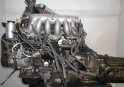 Двигатель с КПП, Toyota 1JZ-GE AT A340E-A01A FR JCG10 VVT-i
